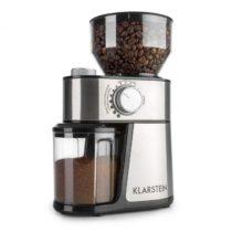 Klarstein Florenz, mlynček na kávu, 200 W, oceľové mlecie kamene, ušľachtilá oceľ