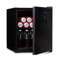 Klarstein Beer Baron, chladnička na nápoje, A+, 46 litrov, 39 dB, 0 – 10 °C, čierna