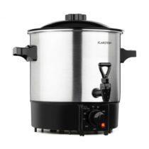 Klarstein Biggie Eco zavárací hrniec & dávkovač nápojov, 1000 W, 30 – 100 °C, výčapný kohút,...