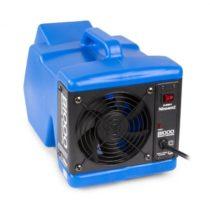 Beamz B1000, bubliknovač, 40W, ABS plast s úchytom, modrý