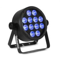Beamz BAC304, ProPar, 12 x 8 W, 4 v 1 LED RGBW diódy, stmievanie, diaľkový ovládač