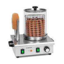 Klarstein Wurstfabrik Pro 550, hotdogovač, 550 W, 5 l, 30 – 100 °C, sklo, ušľachtilá oceľ