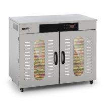 Klarstein Master Jerky 500, sušička potravín, 3000 W, 40 – 90 °C, 24 hod. časovač, ušľachtilá oceľ, ...