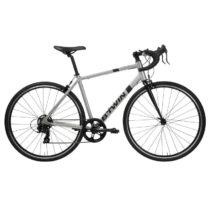 BTWIN Cestný Bicykel Triban 100 Sivý