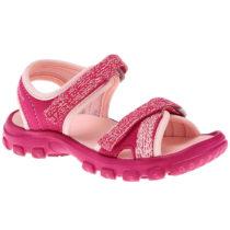 QUECHUA Detské Sandále Nh100 Ružové