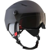 WEDZE Lyžiarska Prilba H350 Sivá