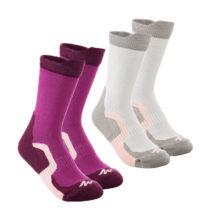 QUECHUA Detské Ponožky Crossocks