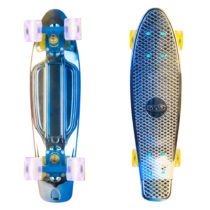 "Pennyboard WORKER Mirra 400 22"" so svietiacimi kolieskami"