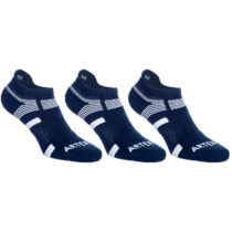 ARTENGO Ponožky Rs 560 Lowedge 3 Páry