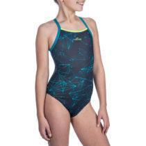 NABAIJI Dievčenské Plavky Jade Stel