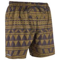 OLAIAN šortky 100 Ethnic Kaki