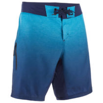 OLAIAN šortky 500 Gradient Modré
