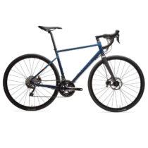 TRIBAN Cestný Bicykel Rc520 Modrý