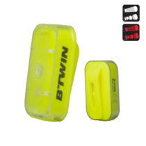 BTWIN Svetlo Cl 500 žlté