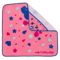 NABAIJI Detský uterák ružový