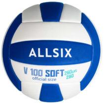 ALLSIX Volejbalová Lopta V100 Soft