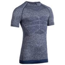 DOMYOS Kompresné tričko modré