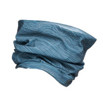 FORCLAZ Nákrčník Trek 100 Modro-sivý