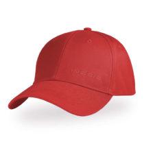 INESIS šiltovka Koralovočervená