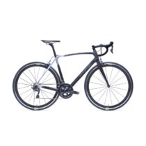 VAN RYSEL Cestný Bicykel Ultra Cf Modrý