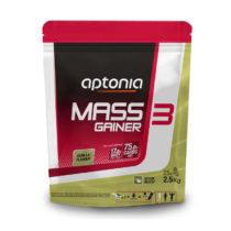 DOMYOS Mass Gainer 3 Vanilkový 2,5 Kg