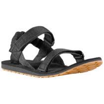 QUECHUA Sandále Travel 100 čierne