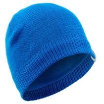 WEDZE Lyžiarska čiapka Pure Modrá