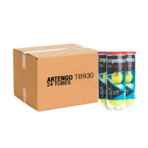 ARTENGO Loptičky 930 24×3 Ks