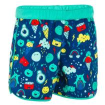 NABAIJI Detské šortkové Plavky Modré