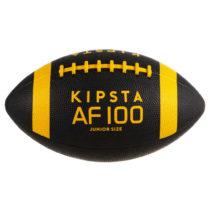 KIPSTA Lopta Af100b čierno-žltá