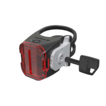 BTWIN Zadné Svetlo Rl 520 Lock Usb