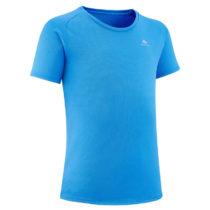 QUECHUA Tričko Mh500 Modré