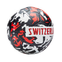 KIPSTA Futbalová Lopta švajčiarsko V5