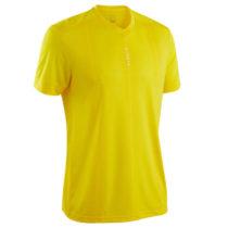 KIPSTA Futbalový Dres F500 žltý