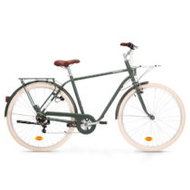 BTWIN Mestský Bicykel Elops 520