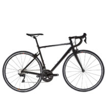 VAN RYSEL Cestný Bicykel Edr Af čierny
