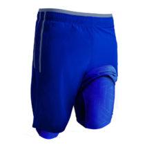 KIPSTA šortky Traxium Modré