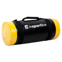 Posilňovací vak s úchopmi inSPORTline FitBag - 5 kg