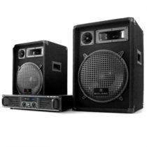 "Electronic-Star DJ PA set ""Marakesh Lounge"", repro, zosilňovač"