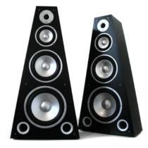 Dvojica 4-pásmových hi-fi reproduktorov LTC SP-800