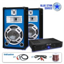 "Electronic-Star PA set Blue Star Series ""Starter"", 1200 W systém"
