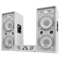 "Electronic-Star DJ/PA set White Star Series ""Arctic Ice"", 2000W"