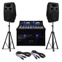 """Electronic-Star DJ PA set """"Urban Trip-Hop Beats"""" s výkonom 1000 W"""