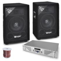 Skytec Set 'DJ Rookie' 800W, zosilňovač, repro