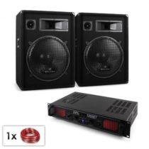 "Electronic-Star DJ PA sada ""Malone Bluetooth SPL"", pár 15"" (38 cm) reprod..."
