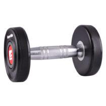 Jednoručná činka inSPORTline Profi 16 kg