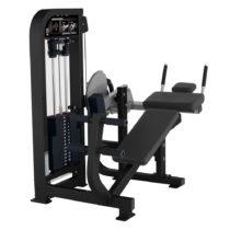 Posilňovací stroj na brušné svaly Hammer Strength Select Abdominal Crunch