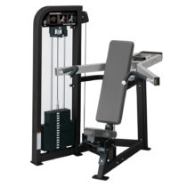 Tlaky na ramená Hammer Strength Select Shoulder Press