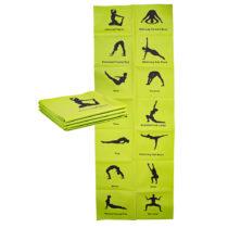 Skladacia jóga podložka inSPORTline Shome