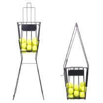 Drôtený kôš na tenisové loptičky inSPORTline TB8203